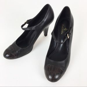 Brooks Brothers Mary Jane Heels Shoes